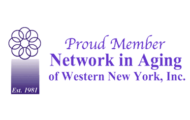 Network In Aging of Western New York Member Badge